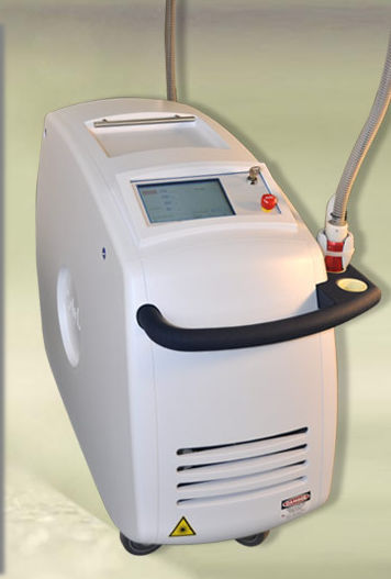 EPY-50 (Nd:YAG Laser Machine)
